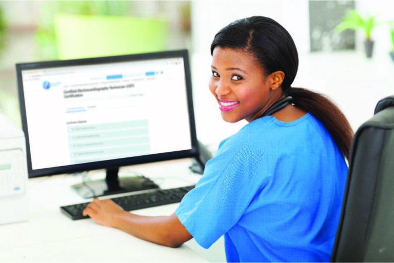 CET Initial Using Our eLearning Platform