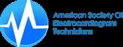 The American Society of EKG Technicians Header Logo
